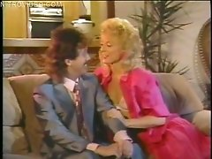 Nina Hartley  and Tom Byron in the hardcore porn series