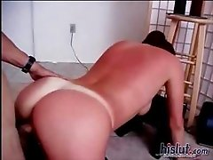 This slut loves cock