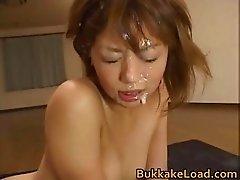 Hitomi Hayasaka lovely real asian foxy part4