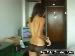 Kinky asian hot sex audition in a hotel part5