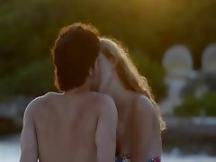 Pussy licking and erotica by the sea