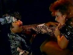 Keisha + Ron Jeremy