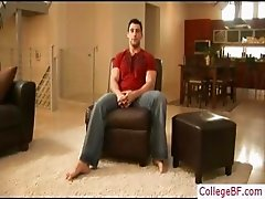 College stud busting his nice nuts part6