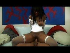 Nyomi Banxxx Interracial