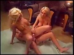 Krystal Steal,  Sexy Lesbians Having The Best Meeting Threesome!