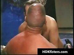 Super hardcore SandM gay asshole ing
