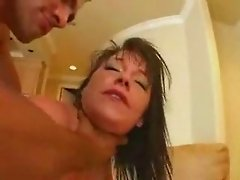 Missy Takes on Two Cocks at Once in a Hot Scene