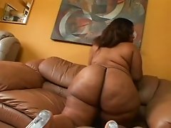Black BBW Melody Nyte