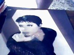Shooting on Isabella Rossellini