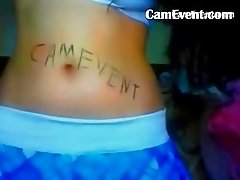 Teen girls get naked on CamEvent