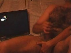 First Video of Cum tribute for me