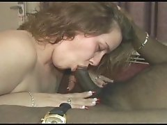 thick white chik loves BBC seed