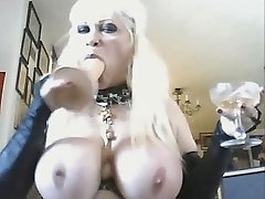 Sexy Big Boob Mature on Cam (Major Lagging Sorry)