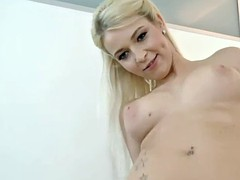 Sexy czech karol craves cock and cash equivalents