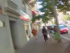 pounding a bitch on a spycam