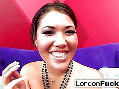 London's Anal Solo Fantasy