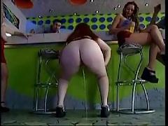 Public Cafe Piss Orgy