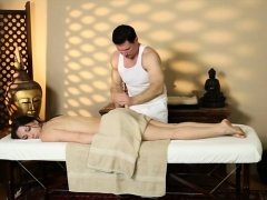 Hot babe Alexis Rodriguez pounded by her horny masseur