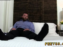 Bare feet of gay men and nude young boys nice first time Der