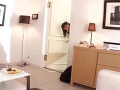 AKIE HARADA as Maid