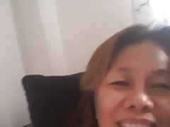 Pinay 49 fucking the lights out of me on cam part1