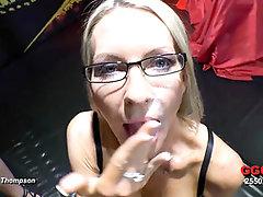 Women Enjoy Steamy Jizm