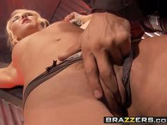 Brazzers - Dirty Masseur - Aaliyah Love and Keni Styles -  Tie Me Up Dick Me Down