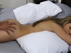 Horny chick Kimmy Granger sucking a cock hard pole