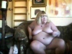 Amateur bbw Florinda from 1fuckdatecom