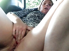 horny mature car bate