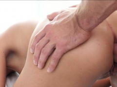 Brunette Debbie wants an anal sex