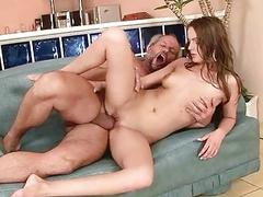 Grandpas and Pretty Girls Fuck Compilation