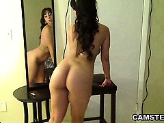 Perfect Body Latina Gives Private Webcam Show