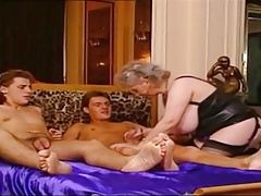 french mature bitch olga rough fuck