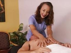 Sexy Masseuse Expects Happy Ending Requests