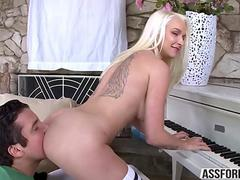 Dude pussy pounds provocative Stevie