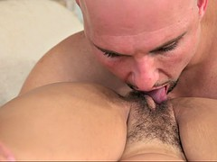 latina babe danira love gets her delicious bush licked