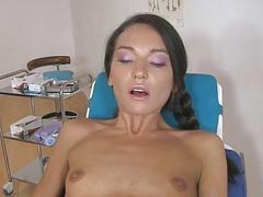 Nataly Gold wants massive pole in her juicy pussy