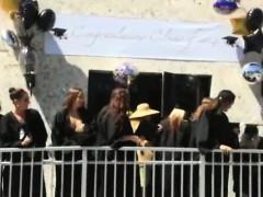 College Girlfriend Sucking Dick At Graduation Ceremony