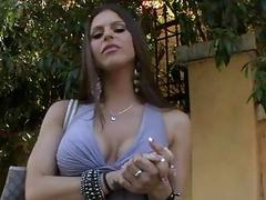 Playgirl receives workout for her anal tunnel