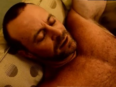 Gay sex with 6 inch penis video Thankfully, muscle daddy Cas