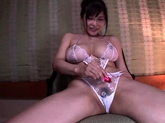 Stacked Oriental slut expresses her passion for hardcore sex