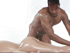 TLBC  Spanish Teen Fucked By Big Black Bock