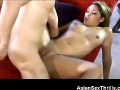 Hot Asian Nautica Gives Oral