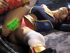 Stacked Asian cutie in uniform indulges in wild sex action