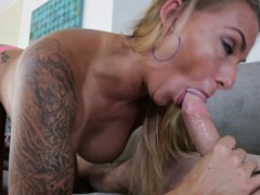 SLAMMING THE STEPMOM JULEZ VENTURA