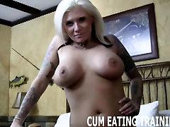 Jism Feeding And CEI Female Dom Pornography