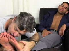 Black celeb men feet gay Jake Torres Gets Foot Worshiped