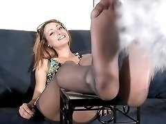 Feet Tickling Fun