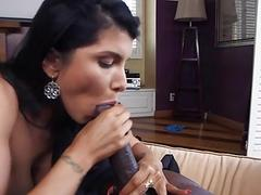 Romi Rain loves black cock
